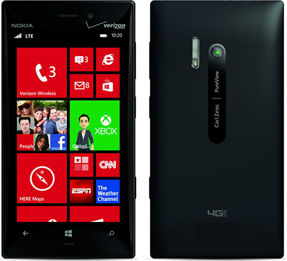 Nokia Lumia 928 announced